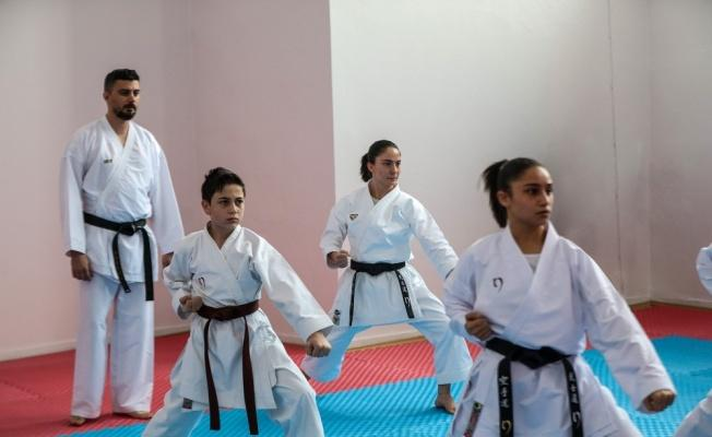 Milli sporcudan Talas'ta karate kursu