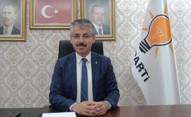 """Şaban Çopuroğlu: """"Kandilimizin birlik ve beraberliğimize vesile olmasını niyaz ediyorum"""""""