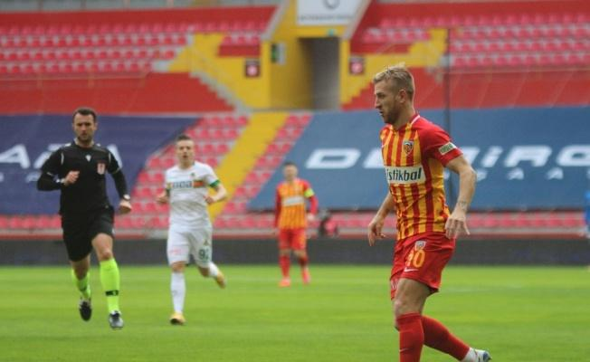 Süper Lig: Kayserispor: 0 - Alanyaspor: 0 (Maç devam ediyor)