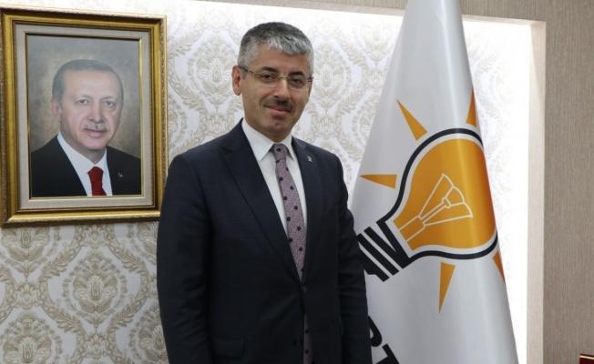 AK Parti İl Başkanı Çopuroğlu dede oldu