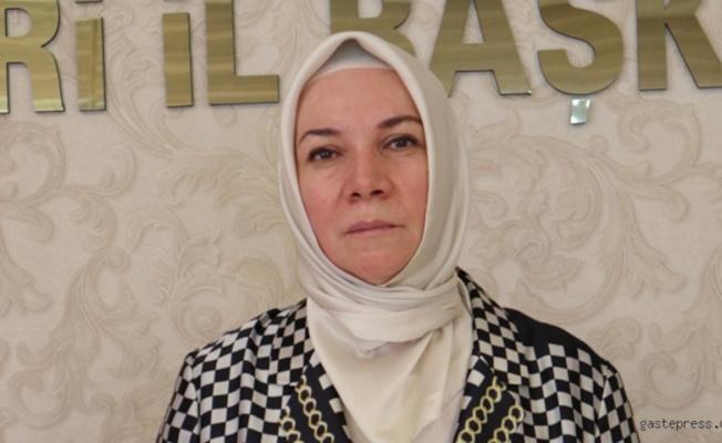 AK Parti Kayseri Milletvekili Nergis: Kadın cinayetlerinin abartılıyor!