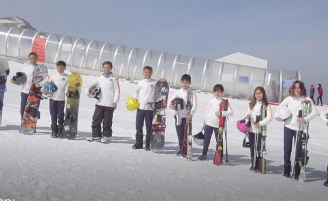 Armada Kayak ve Snowboard Kulübü'nden yeni tanıtım