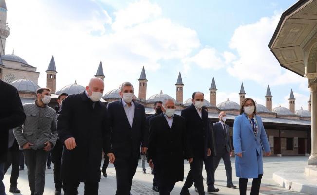 Başkan Büyükkılıç Konya'da