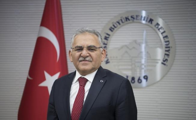 """Başkan Büyükkılıç: """"Türk Milleti'nin destanı Çanakkale Deniz Zaferi'nin 106. Yıl dönümünü kutluyorum"""""""