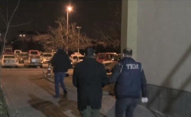 DEAŞ operasyonu: 5 Gözaltı