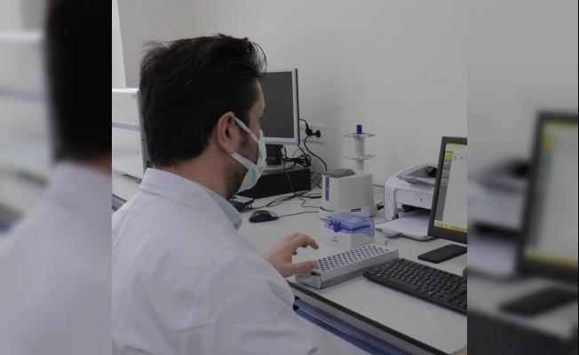 ERFARMA'da virüs üzerinde etkili olabilecek ilaç araştırmaları devam ediyor