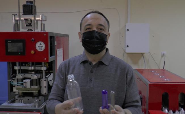 ERÜ'de PET'ten üretilen ambalaj malzemelerindeki sağlığa zararlı kimyasalları azaltacak buluş