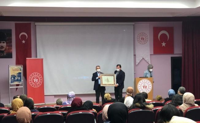 İstiklal Marşı ve Mehmet Akif Ersoy konulu hasbihal programı yapıldı