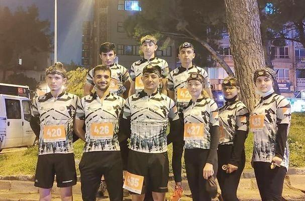 Kayseri Atakspor, Türkiye birincisi oldu