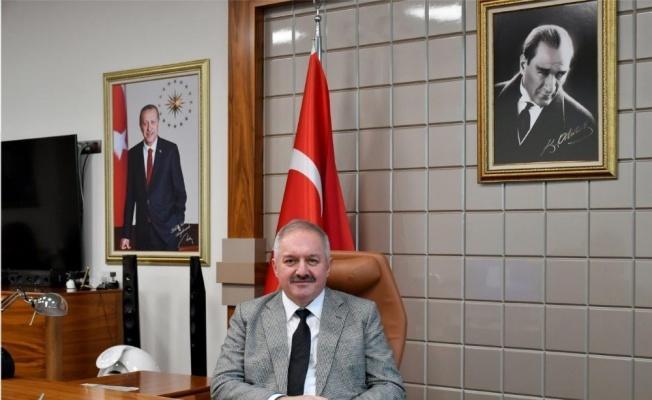 Kayseri OSB Yönetim Kurulu Başkanı Tahir Nursaçan'dan 8 Mart Dünya Kadınlar Günü Mesajı
