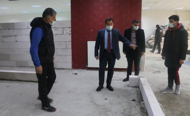Kayseri'ye yeni bir tesis daha
