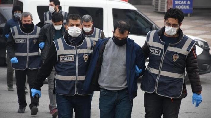 Kayseri'de 77 hırsızlık olayının şüphelisi 89 şahıs yakalandı