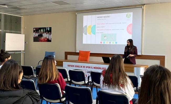 Kayseri'de hedef olimpiyatlar