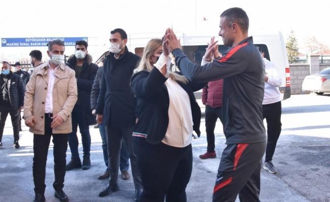 Kayserispor'da Karagümrük kafilesi belli oldu