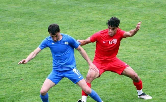 Talasgücü Belediyespor'dan 3 gollü galibiyet