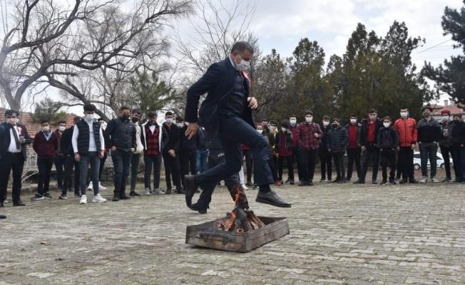 Tomarza'da Nevruz coşkuyla kutlandı