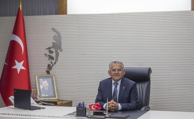 """Başkan Büyükkılıç: """"Mimar Sinan hem mimarlığa hem de insanlığa ışık oldu"""""""