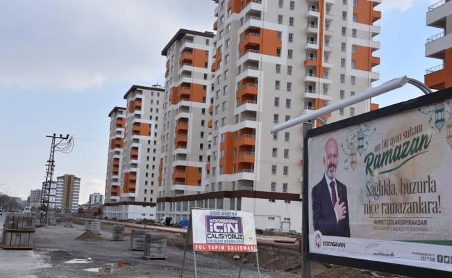 Başkan Çolakbayrakdar kentsel dönüşüm projelerine devam ediyor