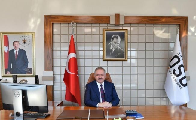 """Başkan Nursaçan:  """"Üretimin kahramanlarının dayanışma günü kutlu olsun"""""""