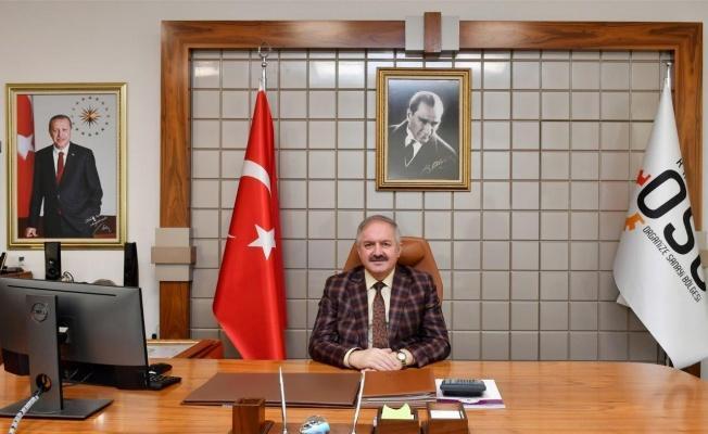 """Başkan Nursaçan: """"Yılmayacağız, yorulmayacağız"""""""
