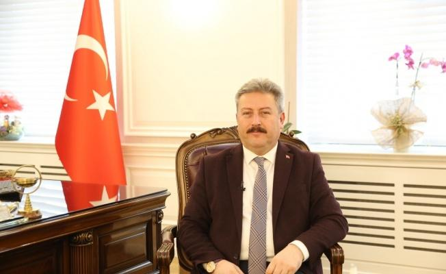 """Başkan Palancıoğlu: """"Akıllı şehir uygulaması ile günlük yaşamı kolaylaştırıyoruz"""""""