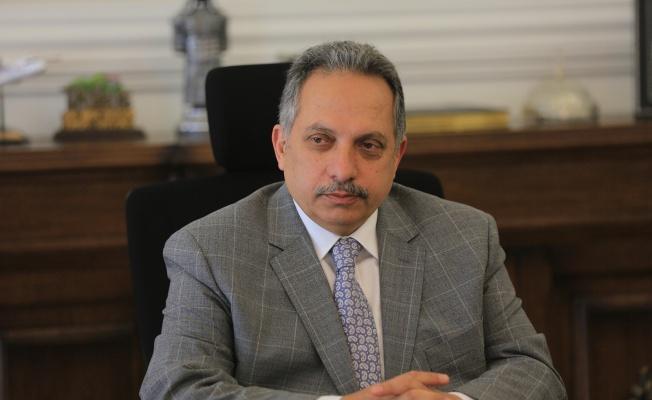 Başkan Yalçın'dan Ramazan mesajı