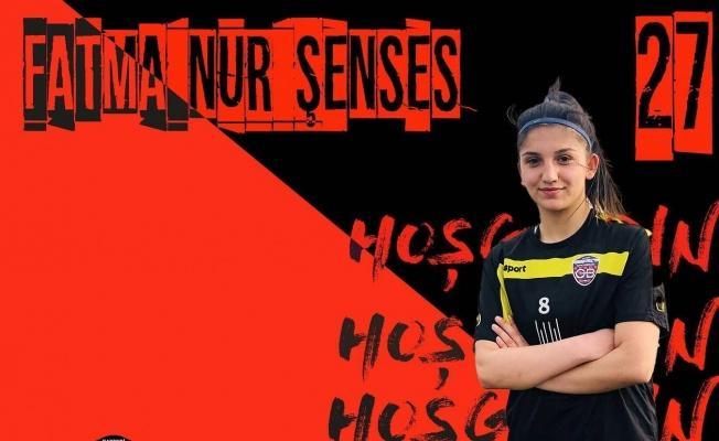 Fatma Nur Şenses, Kayseri Gençlerbirliği'nde