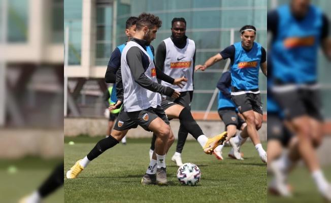 Hes Kablo Kayserispor, İH Konyaspor maçının hazırlıklarını tamamladı