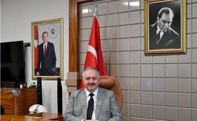 Kayseri OSB Yönetim Kurulu Başkanı Tahir Nursaçan'ın Ramazan ayı mesajı