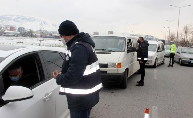 Kayseri polisinden Erciyes Huzur-3 Uygulaması