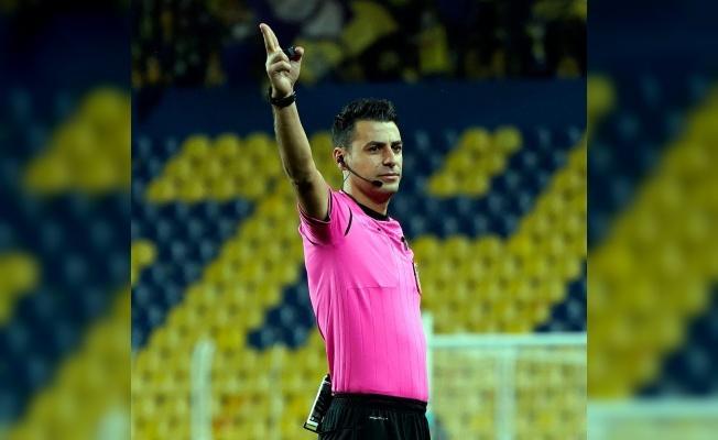 Kayserispor - Antalyaspor maçının VAR hakemi Ali Şansalan