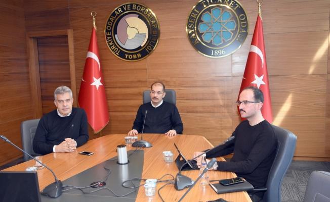 KTO 'Kripto Paralar Ve Blok Zincir Eğitimi' 2. oturumu yapıldı