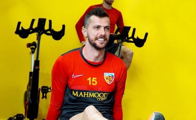 Uğur Demirok'un penaltı tepkisi