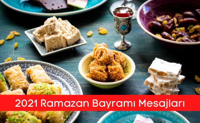 2021 Ramazan Bayramı kısa uzun mesajları! Sevgiliye Ramazan Bayramı mesajları
