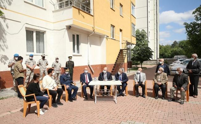 Bakan Yardımcısı Kavaklıoğlu'ndan Başkan Büyükkılıç'a ziyaret