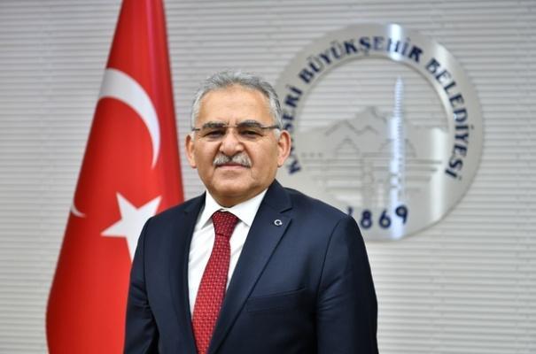 Başkan Büyükkılıç'tan 'Kadir Gecesi' mesajı