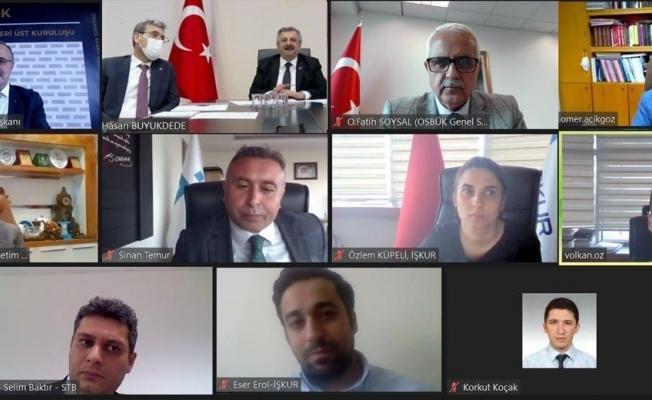 """Başkan Nursaçan:  """"Mesleki eğitim üretimin olmazsa olmazı"""""""