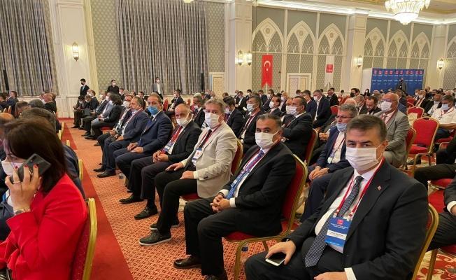 Başkan Palancıoğlu Türkiye Belediyeler Birliği Meclis Toplantısına katıldı