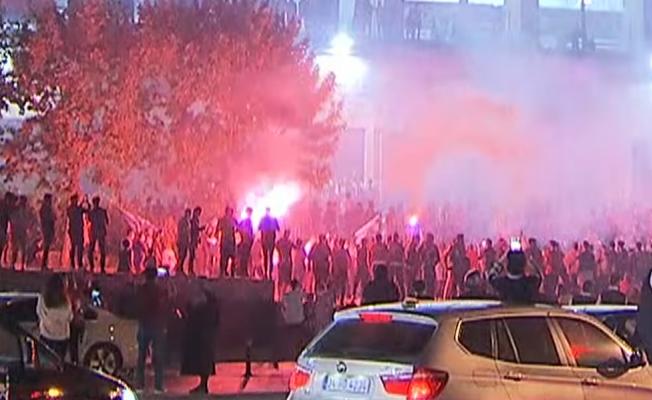 Beşiktaş Şampiyonluk kutlamaları Canlı İzle