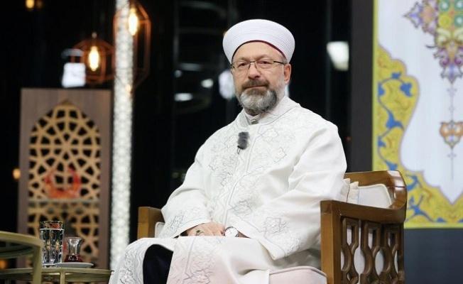 """Diyanet Başkanı Erbaş: """"Bayram namazlarımızı camilerimizde kılacağız"""""""