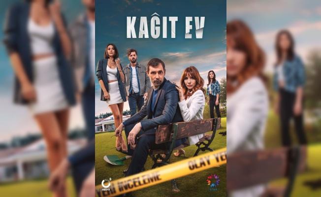 Erdal Beşikçioğlu ve Nur Fettahoğlu'nun başrolleri paylaştığı Star'ın yeni dizisi Kağıt Ev'in 4. bölüm fragmanı yayınlandı.
