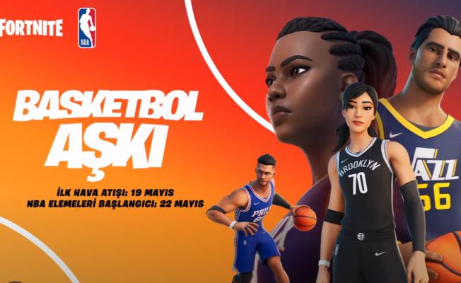 Fortnite ile NBA İşbirliği Basketbol Severleri Oldukça Sevindirecek