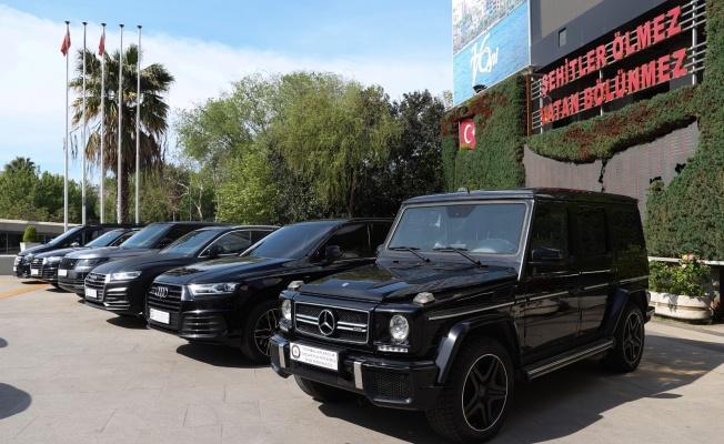 Kayseri'de lüks otomobil kaçakçılığı operasyonu!