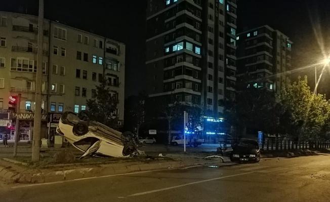 Kazada ortalık savaş alanına döndü: 1'i ağır 6 yaralı!
