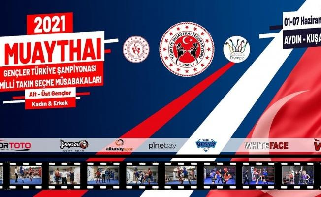 Kayseri'den milli takım seçmelerine büyük katılım