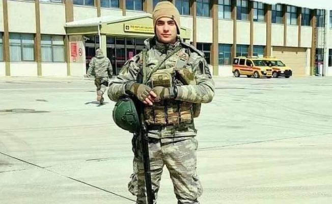 Kayserili Uzman Onbaşı Eyüp Gergin Şehit oldu!