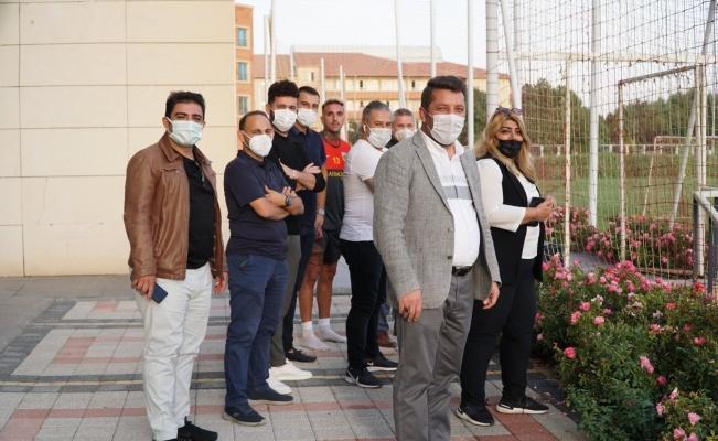 Kayserispor'da yönetim değişecek