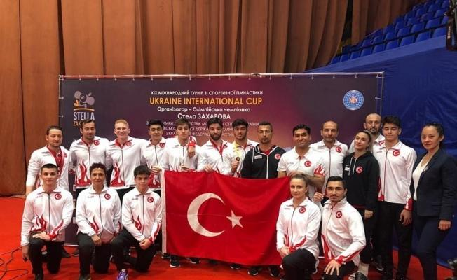 Mert Efe Kılıçer, Ukrayna'dan altın madalya ile döndü