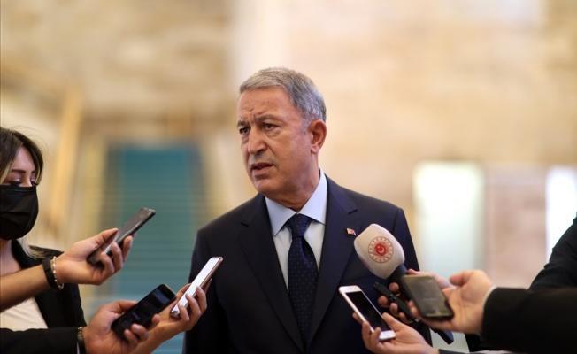 Milli Savunma Bakanı Hulusi AKAR : Kandil'in ışıkları söndü