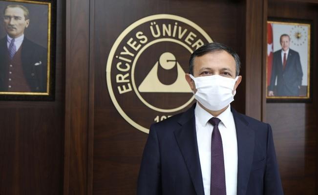 """ERÜ Rektörü Çalış'tan 'hırsızlık' açıklaması: """"Çalınan laptoplar, aşıyla ilgili önemli bilgilerin olduğu laptoplar değil"""""""